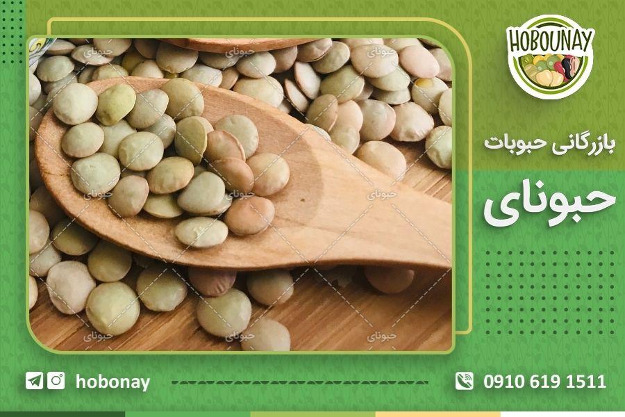 صادرات حبوبات ایرانی به کشور تاجیکستان با سود خوب